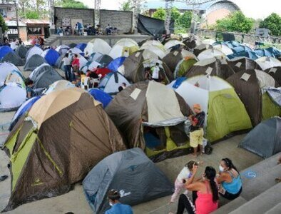 Colombian church groups mobilize to help newest Venezuelan refugees
