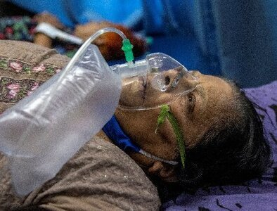 India reports COVID-19 patients dying of lack of oxygen; leak kills 22
