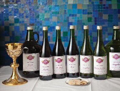 Police seize altar wine in Quebec, say it's illegal to import it