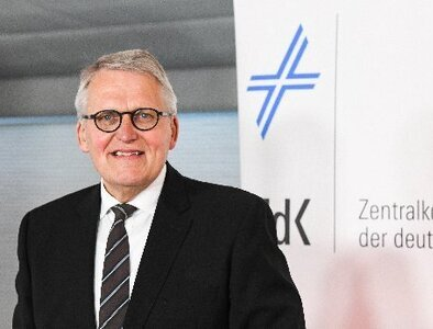 Head of Central Committee of German Catholics won't seek reelection