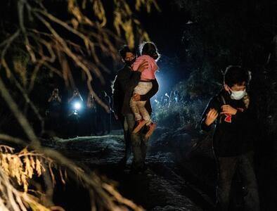 'Cold calculation' used when returning migrants to Mexico