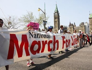 Canadian organizers plan hybrid March for Life in Ottawa