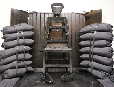 UPDATE: South Carolina death penalty now includes electric chair, firing squad