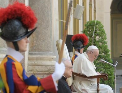 Pope recalls 40th anniversary of attack on Saint Pope John Paul II