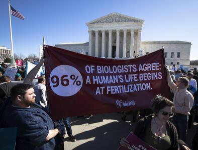 Taxpayer Abortion: A Very Real Risk