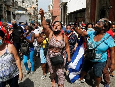 Religious leaders in Cuba voice support for peaceful protests