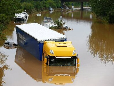 Priests join emergency response to catastrophic flooding in Germany