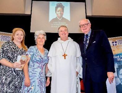 Catholic Anti-Slavery Network in Australia becomes model for business