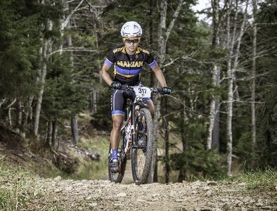 Faith helps guide cyclist on the road to her Olympic dream