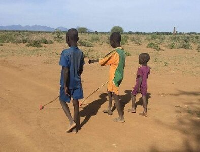 In South Sudan, church works to keep young people off streets, drugs