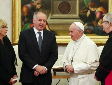 Organizers hope papal trip will strengthen faith in secularized Slovakia