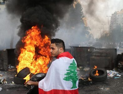 Lebanon's PM-designate quits plunging the nation into further chaos