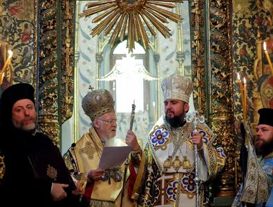 Essential Background: New Orthodox schism stalls ecumenical dialogue, Vatican official says