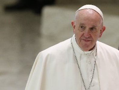 Corruption in the church must be stamped out continually, pope says