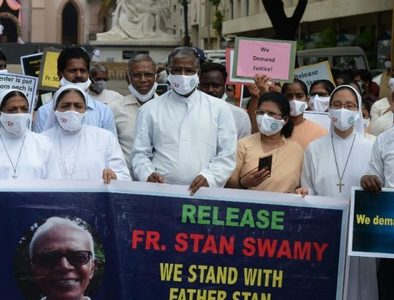 Asian bishops' solidarity with jailed Indian Jesuit