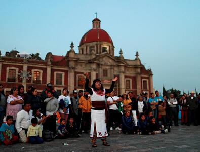 Mexican church, civic leaders: No pilgrims at basilica for Guadalupe feast