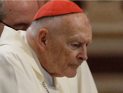 Vatican report on investigation into ex-Cardinal McCarrick to be released Nov. 10