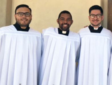 On a Mission to Serve: A Diocesan seminarian's reflections