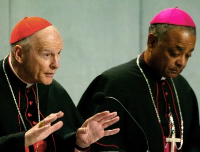 McCarrick report called needed step toward accountability, transparency