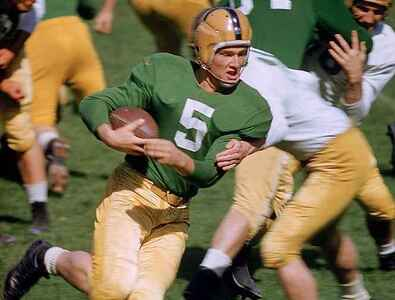 Hornung, Notre Dame Heisman winner and Green Bay Packers Hall of Famer, dies