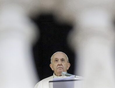 A grounded pope spent 2020 trying to clean house on Vatican finances