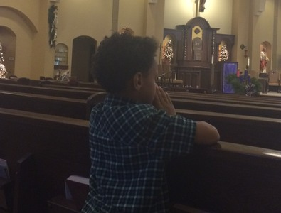 Holy Cross Family Ministries suggests six steps to foster more family prayer
