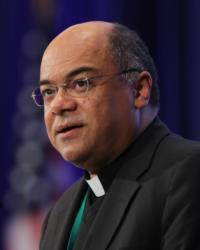 Louisiana bishop: 'People are losing their lives because of racism'