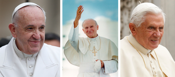 Francis & Benedict: Papacies in Continuity