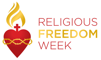 Catholics urged to pray, reflect, act to safeguard religious freedom