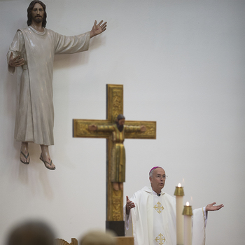Asylum at the border is 'effectively over,' El Paso bishop says