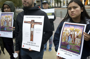 Catholic leaders denounce court's rejection of federal death penalty appeal