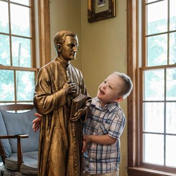 Road to beatification for priest-founder of Knights runs through Tennessee