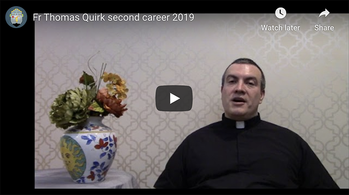 Fr. Thomas Quirk was a counselor