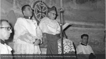 60 years of ecumenical dialogue: from conflict to communion