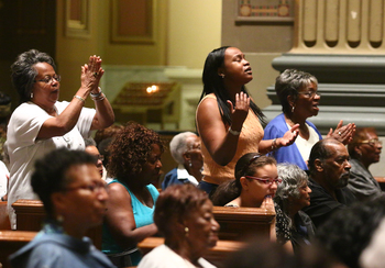 Black Catholic saints and spirituality a force in fight against racism