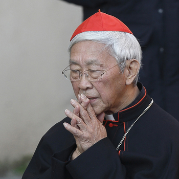 Cardinal Zen says he's prepared for arrest under Hong Kong security law