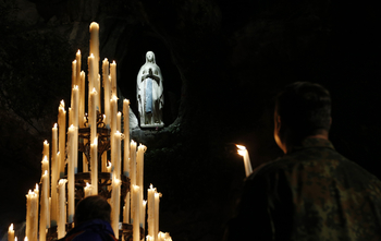 Join a virtual international pilgrimage to Lourdes
