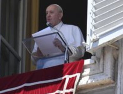 Pope's prayer intention for July