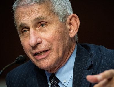 Fauci calls COVID-19 a 'pandemic of historic proportion,' like 1918's flu