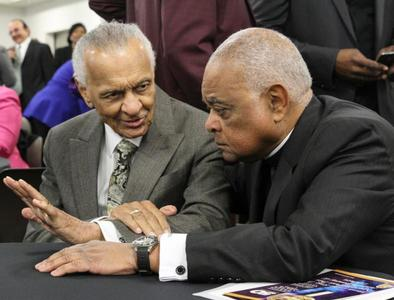 Late civil rights leaders 'changed course of history,' says archbishop