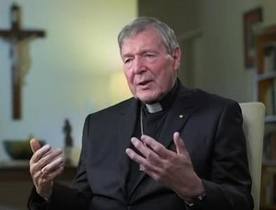 Cardinal Pell tells U.S. Catholics: 'We rely on you'