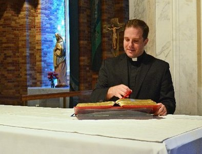 Priest said the invalidity of his baptism and ordination was a blessing in disguise