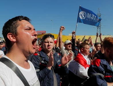 Beating peaceful demonstrators is 'grave sin,' says Belarusian archbishop