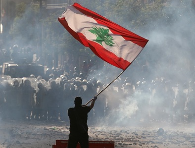 Lebanese Cabinet resigns after Beirut explosions