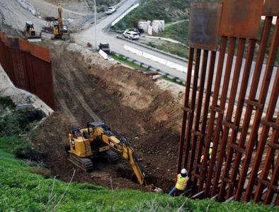Supreme Court declines request to stop border wall construction
