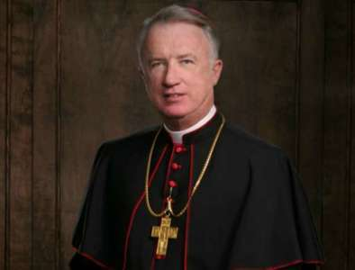W Virginia's Catholic bishop says emeritus Bishop Bransfield not in contact