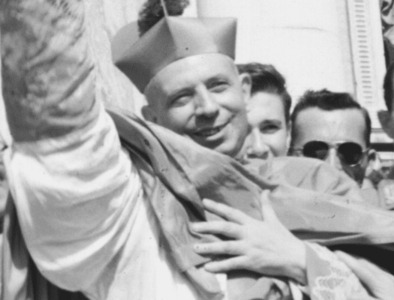 Bologna's Lercaro pointed to a papacy 50 years before its time