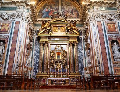 Pope visits Saint Mary Major on feast of Basilica's dedication