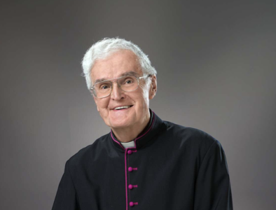 Rev. Msgr. Todd O'Leary died peacefully