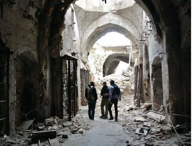 There were 5 priests in Aleppo, Syria: 2 died of COVID-19